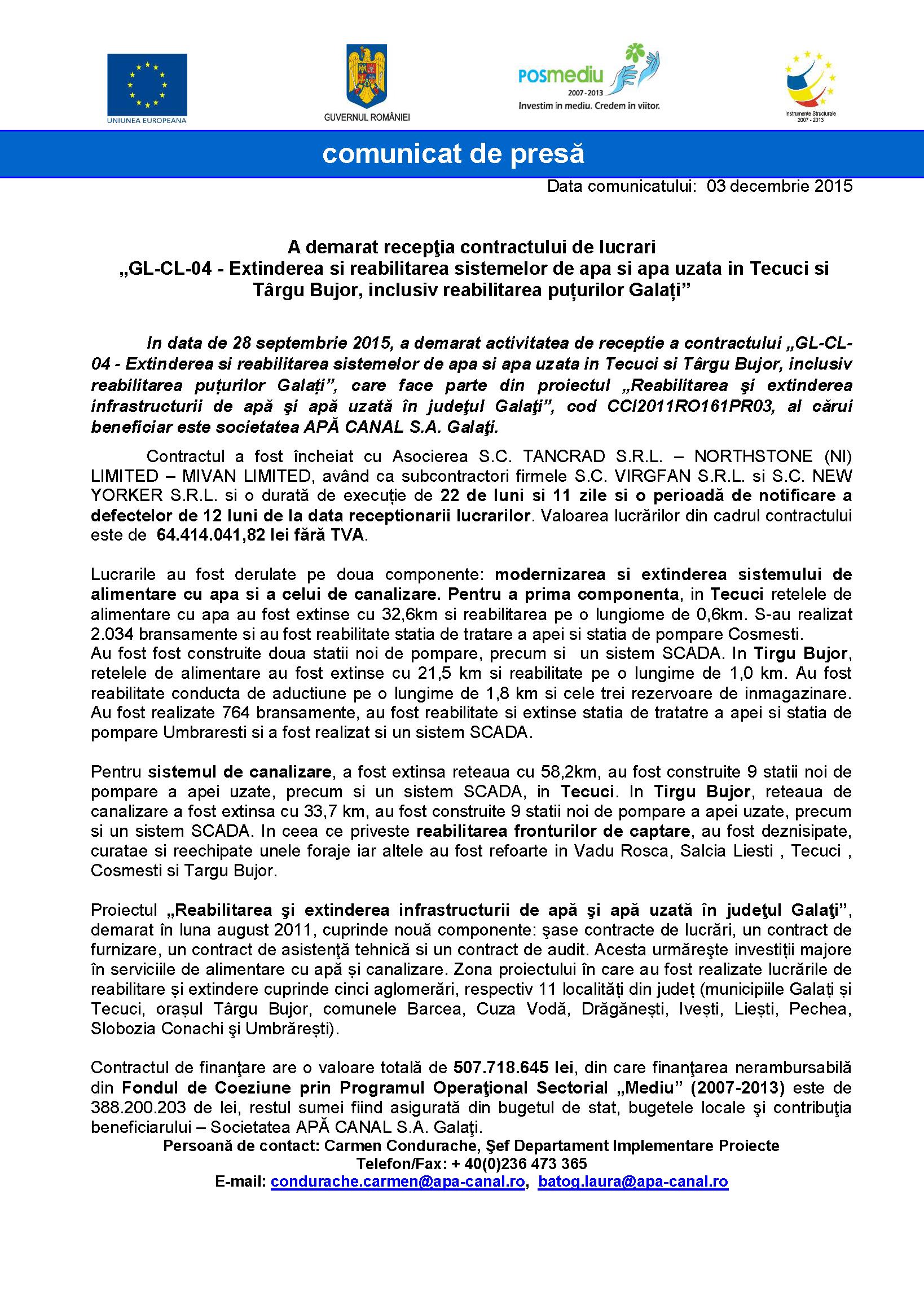 comunicat presa CL 04_receptie lucrari_avizat AM POS